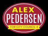 Elect Alex Pedersen